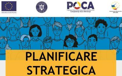 Sesiune de formare Planificare Strategica [CT-26-27.11]