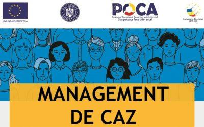 Sesiune de formare Management de Caz [SM-13-15.05]